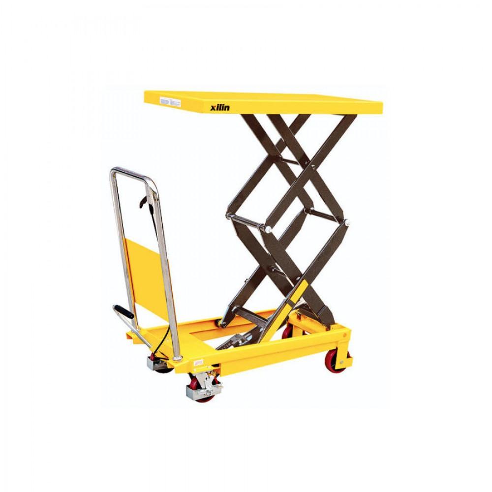 Подъемный стол Xilin SPS 150 с двойными ножницами